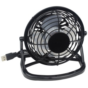 "iMBAPrice® 4"" Quiet USB Mini Desktop Fan"