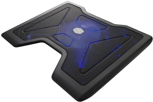 Thermaltake Massive23 LX Laptop Notebook Cooler Oversized 230mm Blue LED Fan USB CLN0015