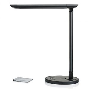 TaoTronics LED Desk Lamp Eye-caring Table Lamp, Energy Efficient LED Lamp