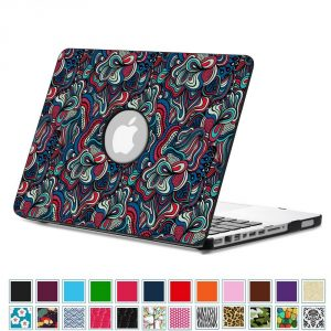 Fintie MacBook Pro Case (Non-Retina) - Premium PU Leather Coated Hard Shell Protective Cover