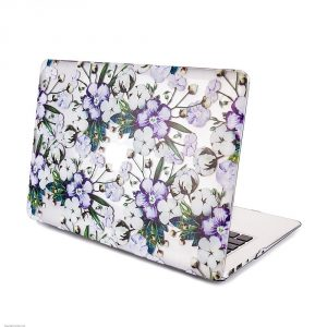 GMYLE Macbook Air 13 Inch Case, Hard Case Print