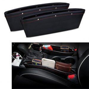 PU Leather Car Pocket Organizer